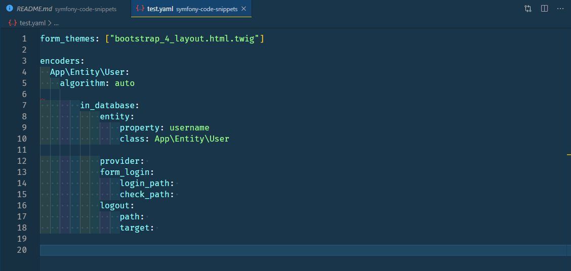 Image-of-Snippets-yaml