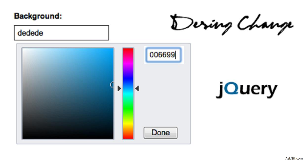 Implementing Live Design Changing Using Jquery - Blog - Find