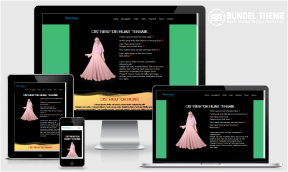Hijab Online Blogspot Template