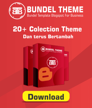 Koleksi Template Blogspot Premium Siap Pakai