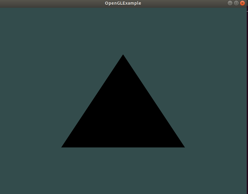 OpenGL: Study Notes 2 - Draw Triangle 画三角形
