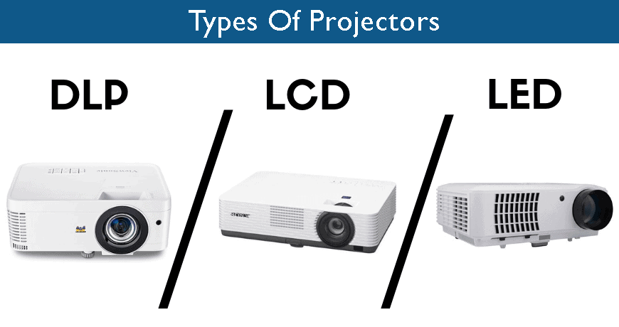 DLP-LCD-AND-LCD-PROJECTORS