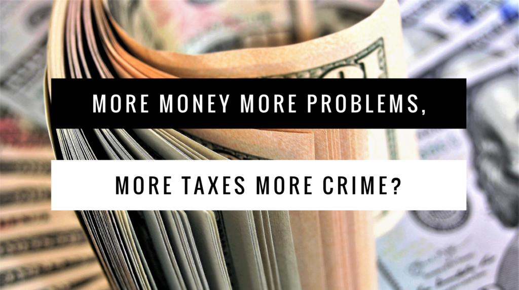 More Money More Problems: As Stockton's Taxes Have Increased So Too Has Violent Crime