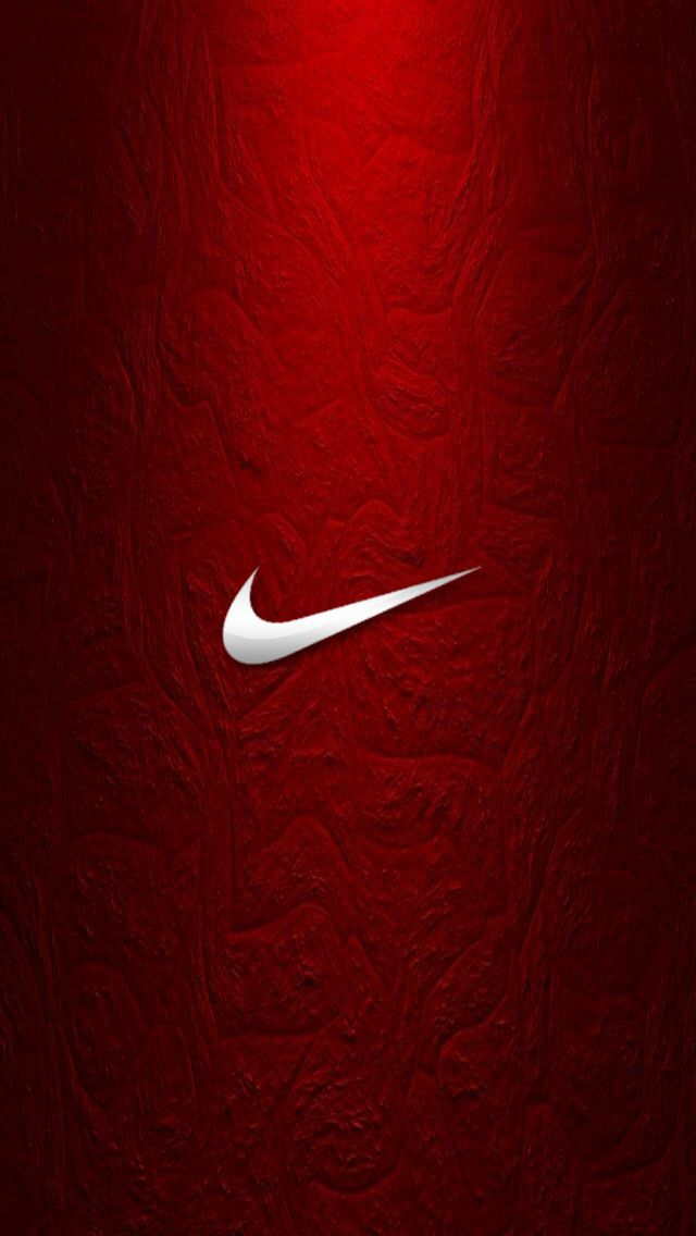 Red Nike Wallpaper iPhone