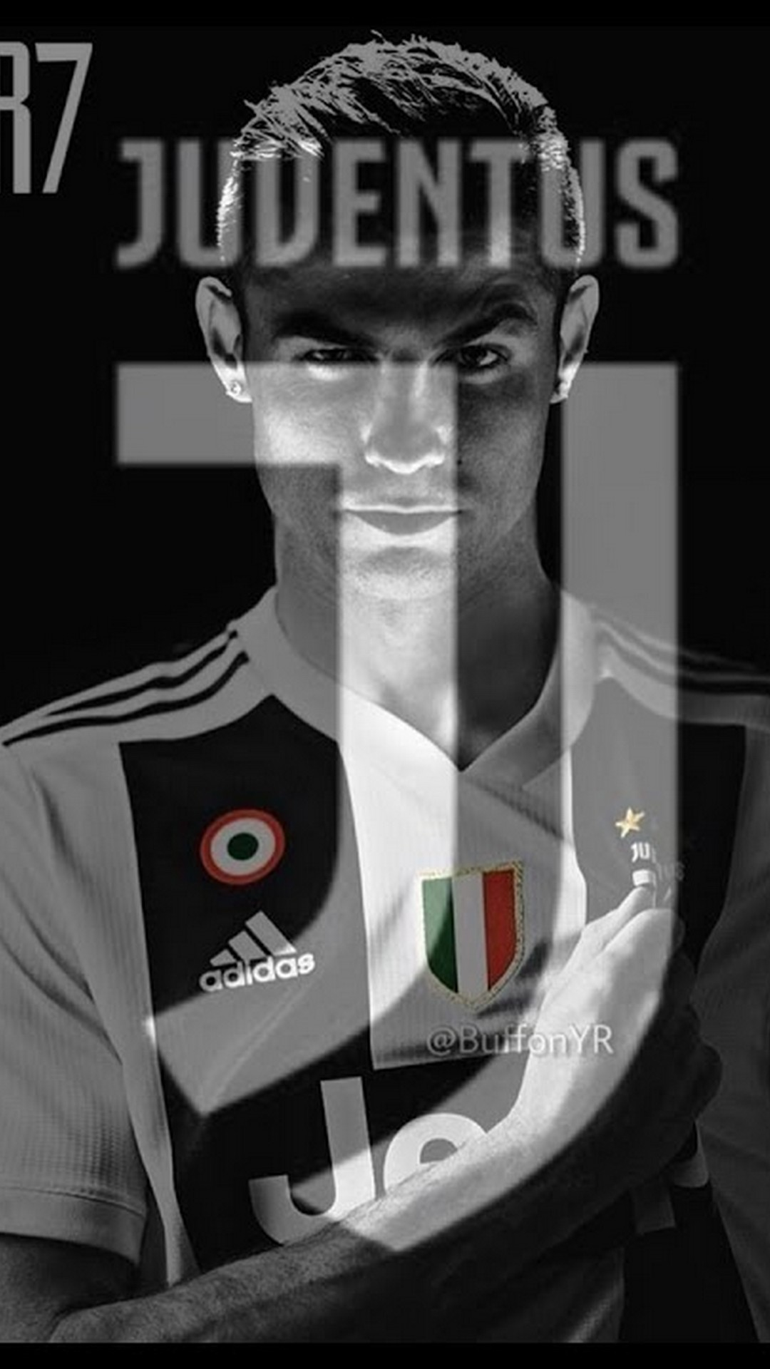 Ronaldo Juventus Lock Screen Home Screen Ronaldo Wallpaper Hd