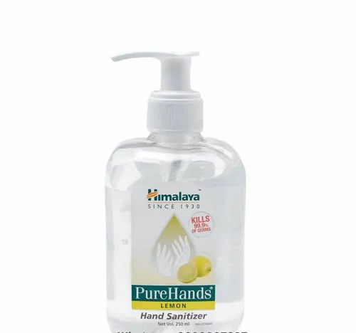 Himalaya Hand Sanitizer Gel Packaging Size 250ml For Personal
