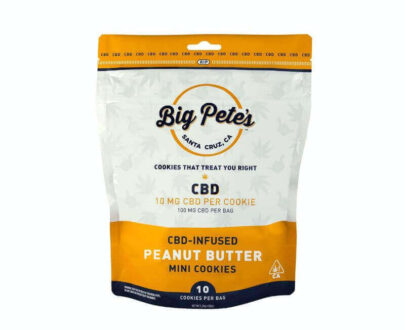 Big Pete's Cannabis Infused Edibles