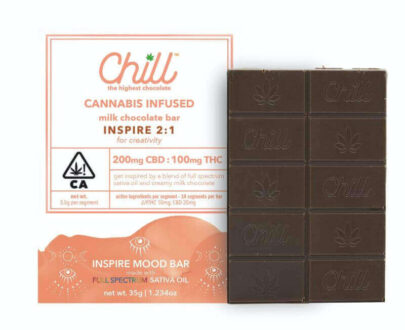 Chill- Cannabis Infused Edibles
