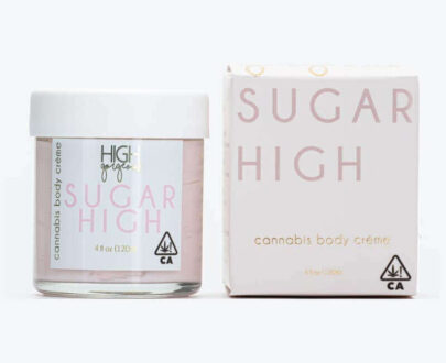 High-Gorgeous Infused Topicals