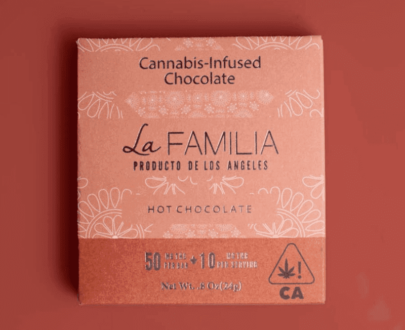 La Familia - Marijuana Infused Edibles