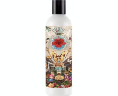 THC infused lavender body lotion