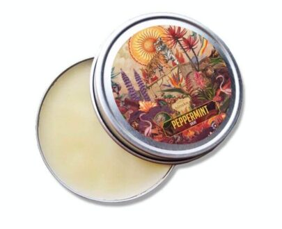 THC peppermint topical