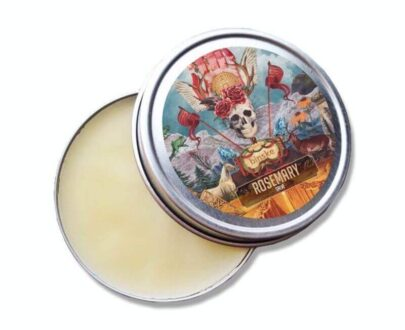 THC infused Rosemary Salve