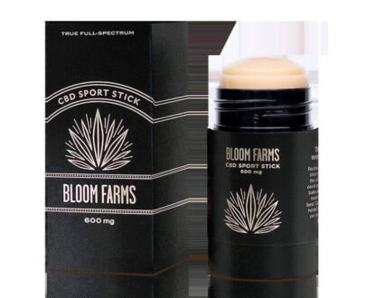 Bloom farms CBD sports pain topical