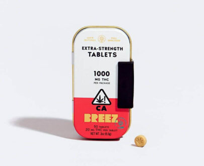 Extra strength THC Tablets