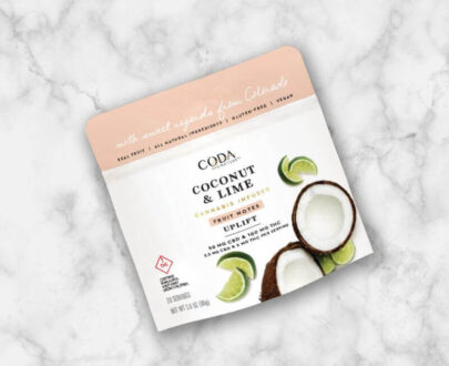 Coda Coconut Lime Fruit Notes 150mg
