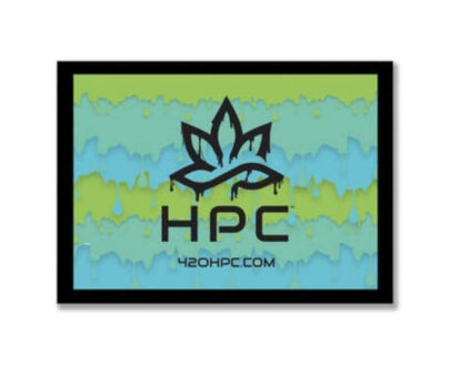420 HPC- Limited addition silicon dab mat