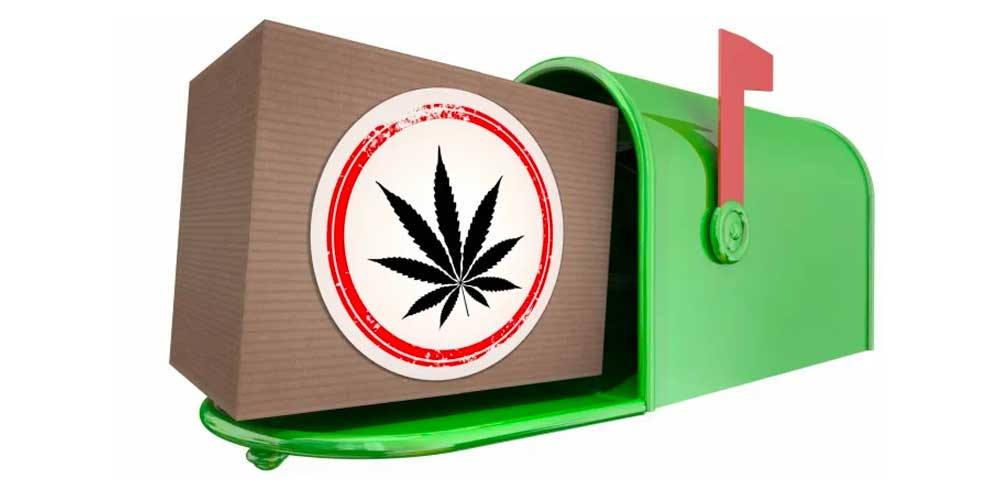 Mail Order Cannabis Ready to Ship