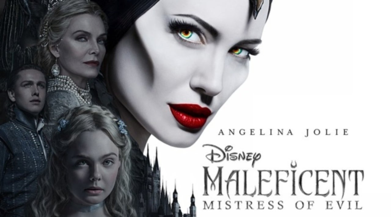 فيلم Maleficent: Mistress of Evil مترجم HD 2019