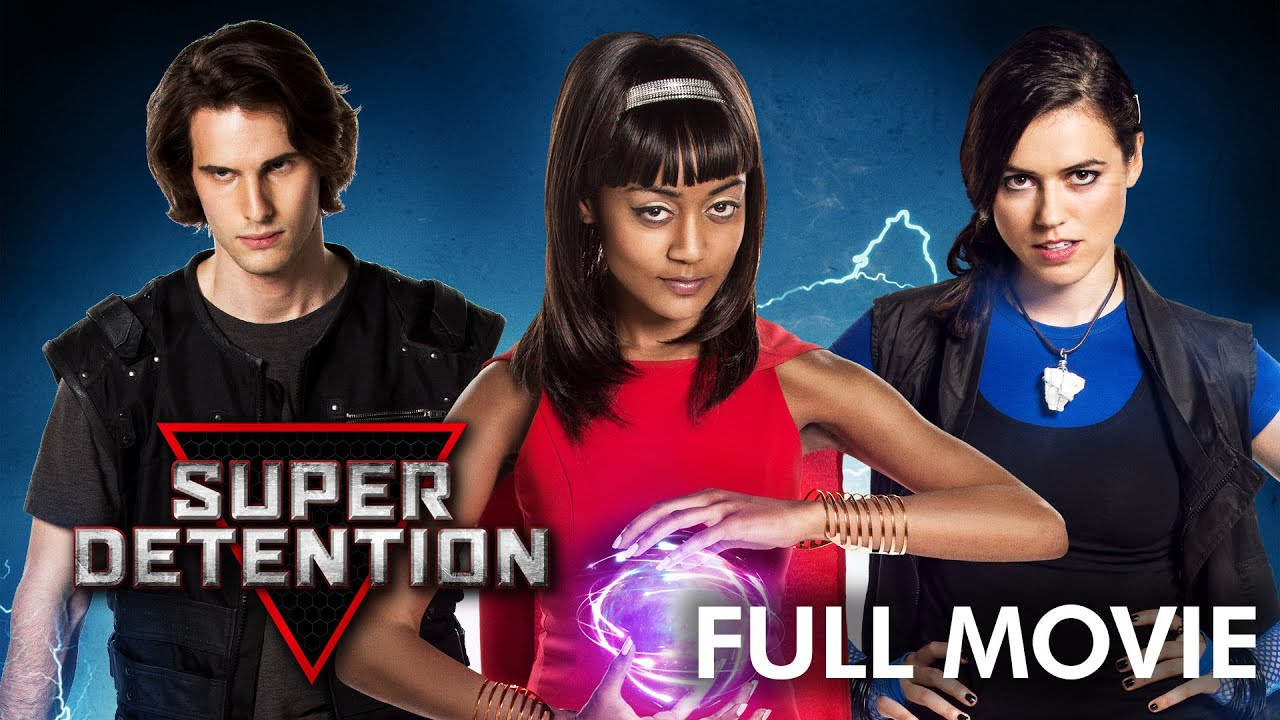 super detention 2016 suprhero movie