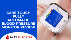 Care Touch Fully Automatic Blood Pressure Monitor Review