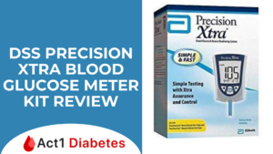 DSS Precision Xtra Blood Glucose Meter Kit Review