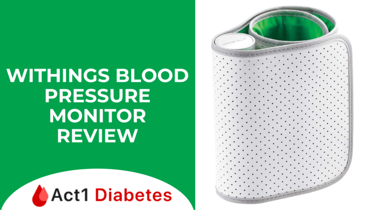 Withings Blood Pressure Monitor Review