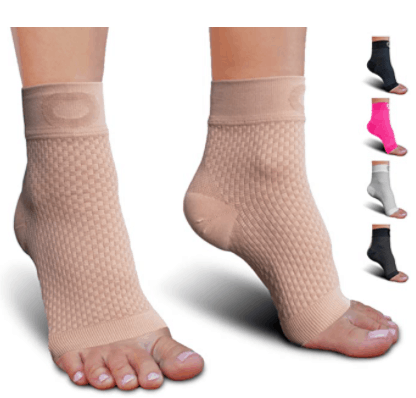 Plantar Fasciitis Socks with Arch Support for Men & Women