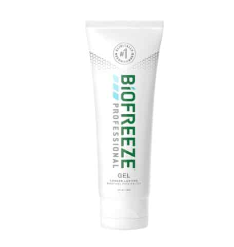 Biofreeze Professional Pain Relieving Colorless Gel - Copy