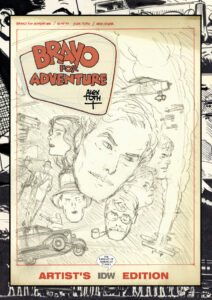 Alex-Toths-Bravo-For-Adventure-Artists-Edition-cover