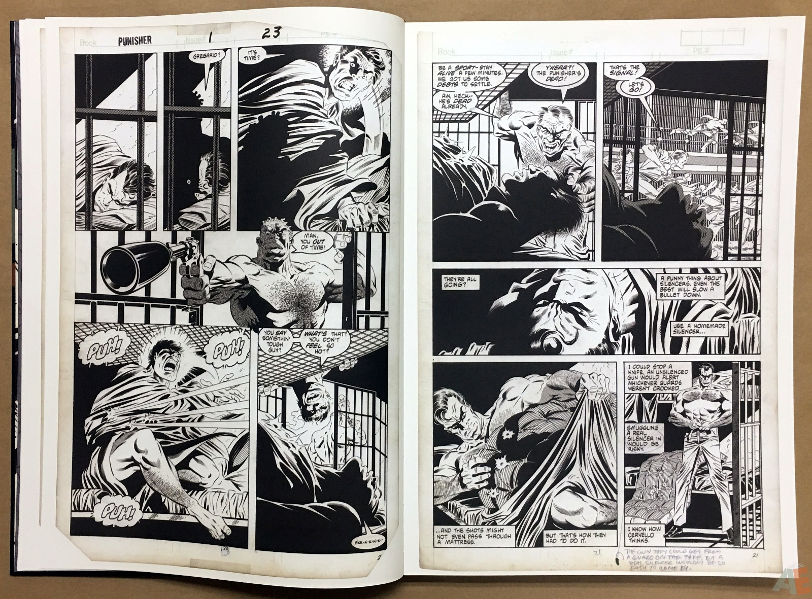 Mike Zeck's Classic Marvel Stories Artist's Edition