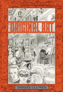 Original Art: The Daniel Clowes Studio Edition