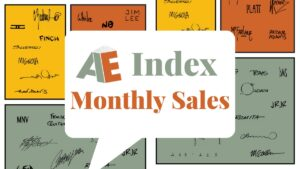 AE Index Monthly Sales Featured