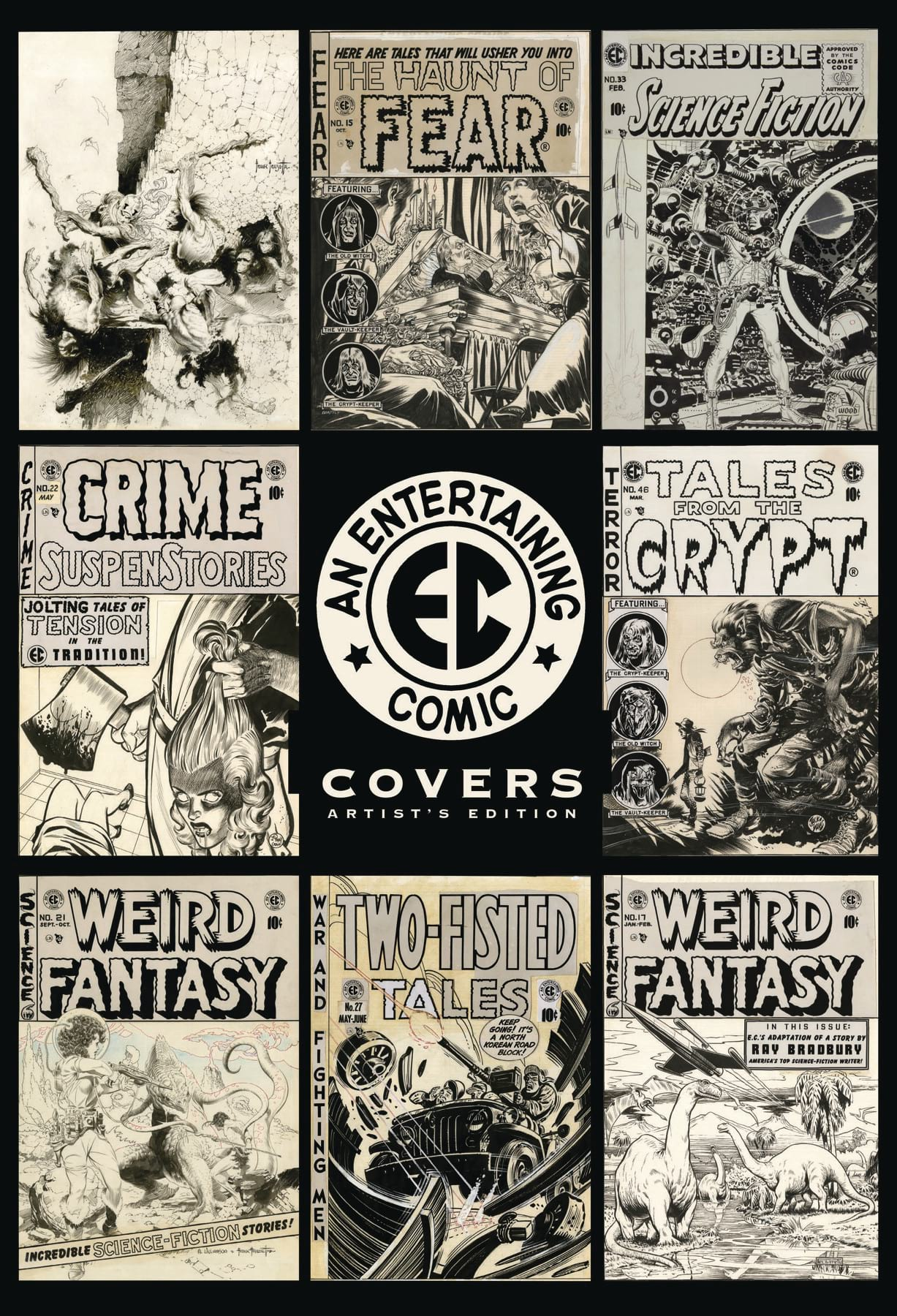 EC Covers Artists Edition cover prelim