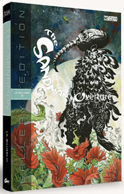 The Sandman Overture J.H. Williams III Gallery Edition Variant cover