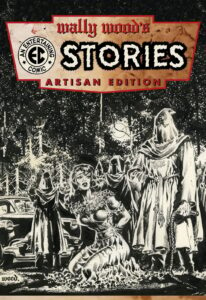 Wally Woods EC Stories Artisan Edition cover