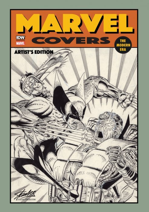 Marvel Covers The Modern Era Artists Edition Stan Lee Collectibles C Variant Cover