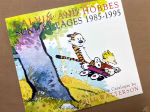 Calvin and Hobbes Sunday Pages 1985 1995 interior 10