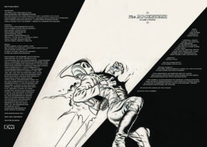 Dave Stevens The Rocketeer Artists Edition colophon