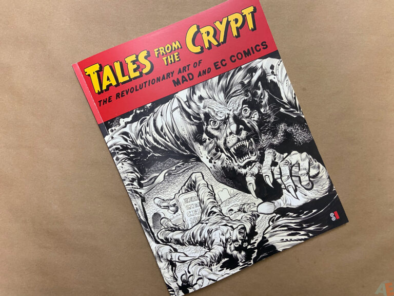 Tales From The Crypt Exhibition Catalog interior 12