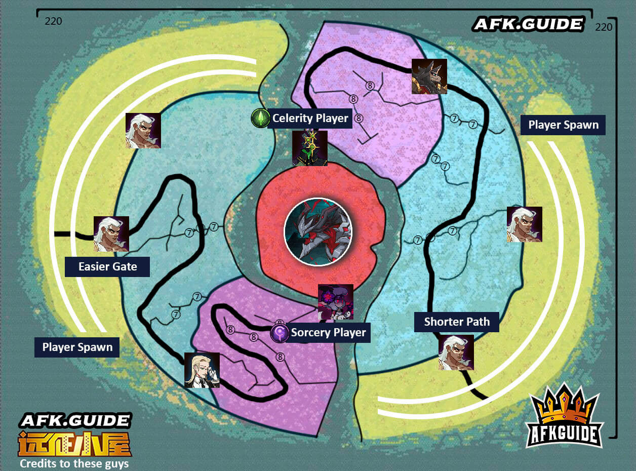 new abyssal expedition map