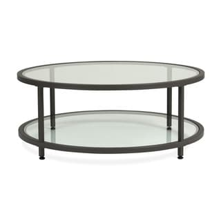 Buy Grey Round Coffee Tables Online At Overstock Our Best