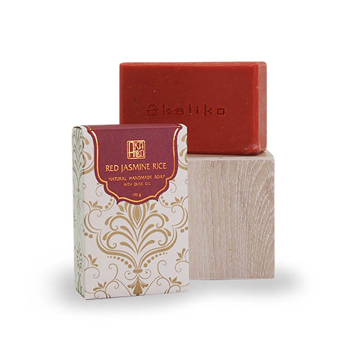 Red Rice Natural Soap