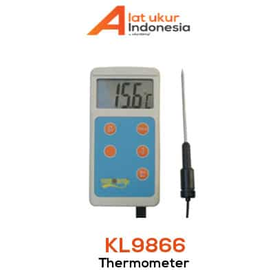 Thermometer Portable AMTAST KL9866