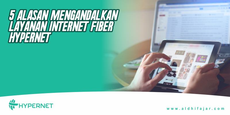 Layanan Internet Fiber Optic
