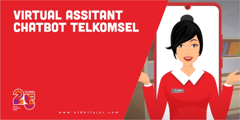 Layanan Asisten Virtual Telkomsel