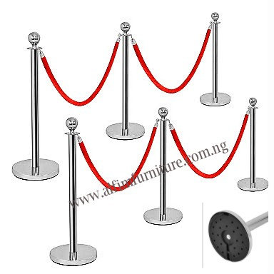 stanchion barriers