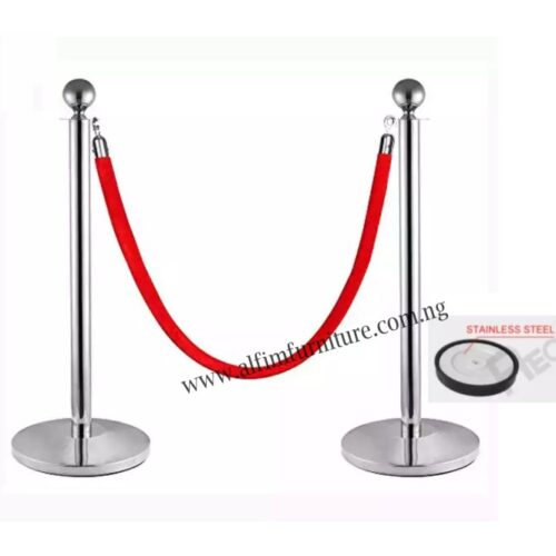 crowd control stanchion set stanchions set
