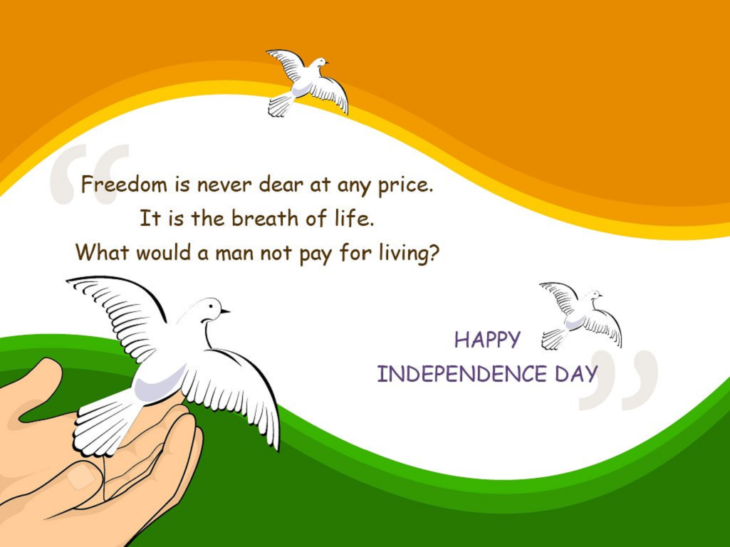 Quotes On Independence Day 2