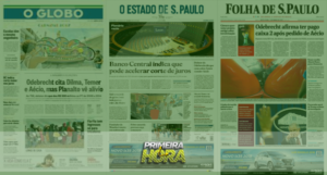 Sinopse do noticiário (03.03.2017